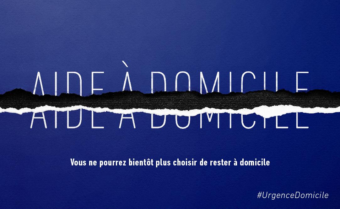 #UrgenceDomicile